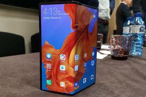 Huawei hoãn việc ra mắt siêu phẩm Mate X giá 2.600 USD