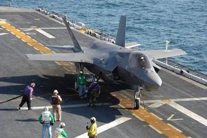 F-35 hải quân Mỹ không thể không chiến do lỗi kỹ thuật