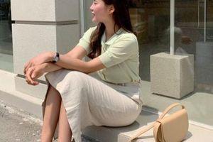 5 items nhẹ mát, thanh lịch cho nàng công sở, bất chấp nắng nóng như thiêu đốt mùa hè