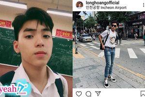 Hoàn tất lịch trình ở Hàn Quốc, Long Hoàng trở về Việt Nam chờ đợi kết quả