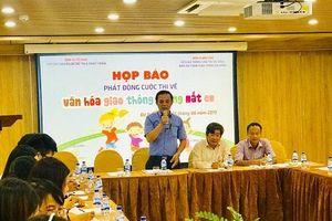 Đà Nẵng: tổ chức cuộc thi vẽ tranh ' Văn hóa giao thông trong mắt em'