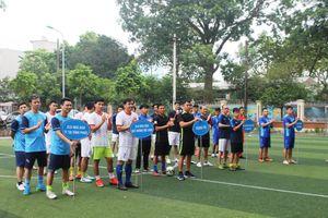 Vĩnh Phúc: Thành phố Phúc Yên tổ chức thành công Giải bóng đá 'Tứ hùng'