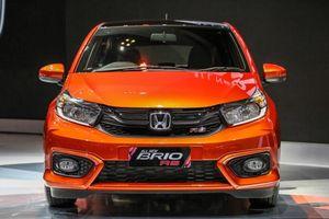 Honda Brio được giới thiệu ngày 18/6, xe giá rẻ cạnh tranh khốc liệt