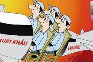 Thành lập công ty để lừa đảo xuất khẩu lao động