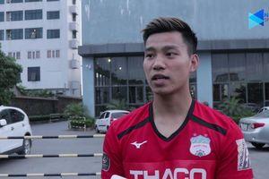 Vũ Văn Thanh tiết lộ tình hình thể trạng sau khi trở về từ King's Cup