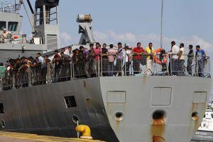 Các quốc gia EU Địa Trung Hải nhóm họp nhằm duy trì sự ổn định chung
