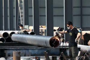 Trung Quốc tăng thuế đối với sản phẩm ống thép của Mỹ và châu Âu