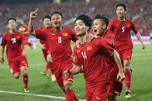 Bóng đá Việt Nam sau King's Cup năm 2019: Vững bước gánh trọng trách