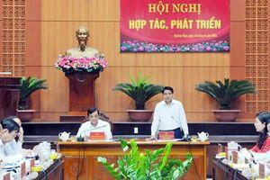 TP Hà Nội và tỉnh Quảng Nam hợp tác, phát triển toàn diện