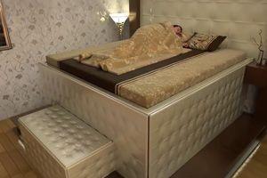 Thiết kế giường giúp bạn thoát thân trong động đất ngay cả khi đang ngủ