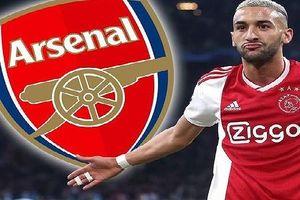 Chuyển nhượng bóng đá quốc tế ngày 16-6: Hakim Ziyech muốn đến Arsenal
