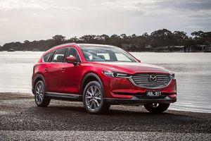 Chờ Mazda CX-8 ra mắt, cạnh tranh Hyundai SantaFe
