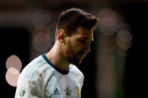 Messi gây thất vọng, Argentina thua 0-2 trước Colombia