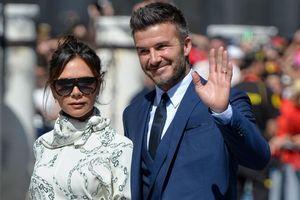 Vợ chồng Beckham, Roberto Carlos dự đám cưới của Ramos