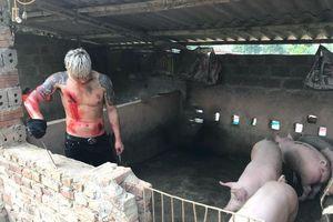 'Việt Sói' kể hậu trường 16 giờ đồng hồ quay ở bãi rác, chuồng lợn