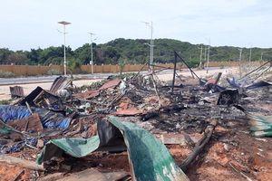 Khánh Hòa: Nổ thùng chứa xăng, 2 người chết, 8 người bị thương