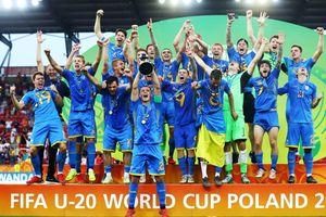 U.20 World Cup năm 2019: Ukraine lần đầu tiên đăng quang