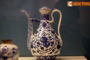 Ngắm gốm cổ Trung Quốc, Nhật Bản, Triều Tiên cực quý giữa Hà Nội