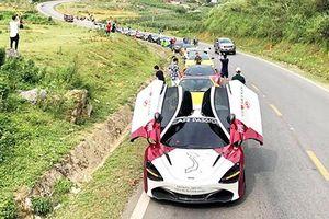 Car Passion 2019: Đoàn siêu xe trăm tỷ 'phượt' Mộc Châu
