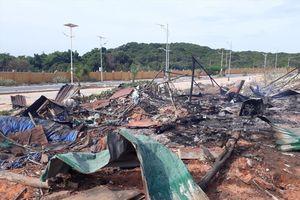 Xác định nguyên nhân vụ nổ khu sân golf khiến 10 người thương vong