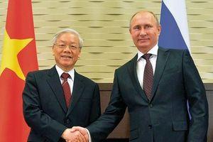 Kỷ niệm 25 năm ký kết Hiệp ước nguyên tắc cơ bản của quan hệ hữu nghị Việt - Nga