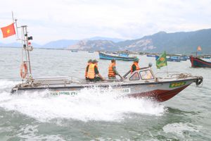 Lật thuyền trên vịnh Vân Phong, 3 người thiệt mạng