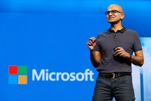 Microsoft trở thành công ty thân thiện nhất với môi trường