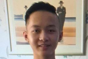 Thiếu niên gốc Việt mất tích gần 2 tuần ở Anh