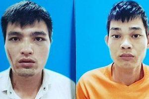Cặp đôi nghiện gây ra hàng loạt vụ cướp