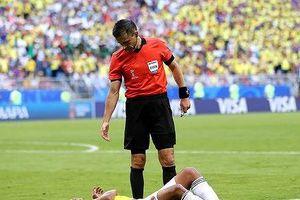 Colombia trả giá đắt cho chiến thắng trước Argentina