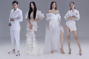 Bộ tứ huấn luyện viên Model Kid Vietnam 2019 khoe thần thái cuốn hút