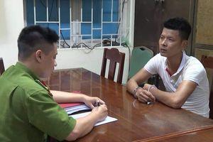 Phú Thọ: Bắt hai công nhân trộm cắp tài sản