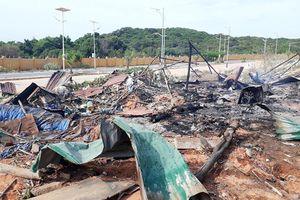 Khánh Hòa: Cháy nổ trong dự án sân golf, 10 người thương vong