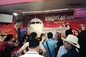Cục Hàng không xử lý việc chậm, hủy chuyến liên tiếp của Vietjet Air