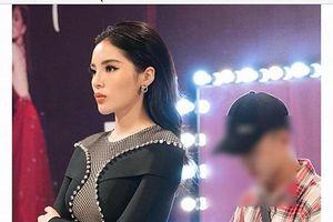 Hoa hậu Kỳ Duyên đuổi việc trợ lý vì đột nhập nhà, đánh tráo đồ hiệu