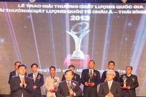 Tặng Giải thưởng Chất lượng Quốc gia cho 2 doanh nghiệp tỉnh Quảng Trị