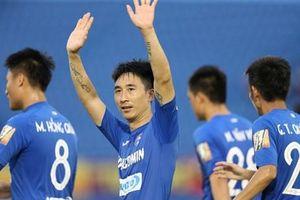 Dyachenko lập 'hattrick' giúp Quảng Ninh thắng áp đảo Hải Phòng