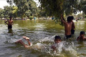 Hàng chục người tử vong do sốc nhiệt ở Ấn Độ