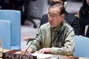 Philippines 'tố' lên Liên Hợp Quốc nghi vấn tàu Trung Quốc đâm chìm tàu cá Manila