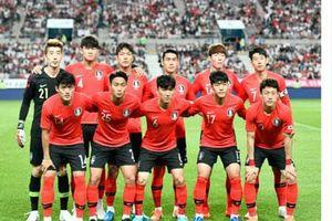Báo Hàn Quốc ngại đội nhà nằm chung bảng với tuyển Việt Nam
