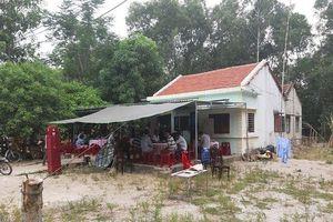 Nghi can chém chết người trong vụ truy sát 3 cha con ở Quảng Nam đã bị bắt giữ