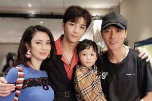 Ngày của cha, con trai Hồng Hân đăng bài biết ơn Trương Đan Phong sau phốt ngoại tình