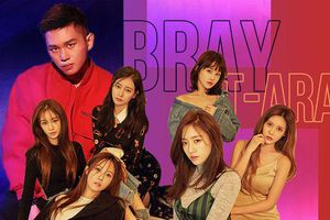 Phía B Ray lên tiếng: Không có chuyện hợp tác cùng cựu thành viên T-ara Hwayoung