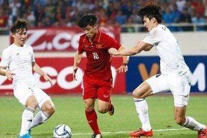 Báo Hàn e ngại tuyển Hàn Quốc cùng bảng với tuyển Việt Nam