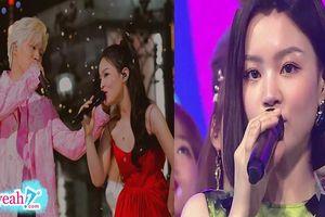 Lee Hi nhận chiếc cúp thứ 2 tại sân khấu Inkygayo với 'No One' nhưng fan đau lòng khi thấy nét mặt nữ ca sĩ buồn vô hạn