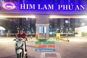 Người dân chung cư Him Lam Phú An (Tp.HCM): 'Quằn quại' sống trong ô nhiễm