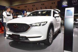 Mazda CX-8 ra mắt tại Việt Nam ngày 22/6, bán ra với 3 phiên bản