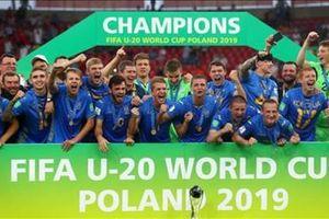 Thua Ukraine, Hàn Quốc lỡ hẹn chức vô địch U20 World Cup