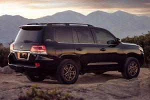 Toyota Land Cruiser sẽ 'từ bỏ' động cơ V8 trong thế hệ tiếp theo ?