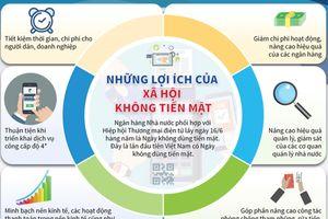 Hôm nay 16/6 là Ngày không dùng tiền mặt lần đầu tiên của Việt Nam